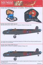 Kits World Decals 1/48 HANDLEY PAGE HALIFAX B Mk-II Special