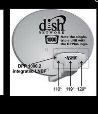 Dish Network 1000.2 Dish