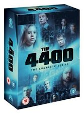 The 4400 Complete Collection Season Series 1, 2, 3 & 4 DVD Box Set 1 - 4 New