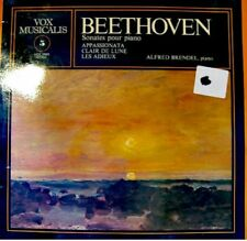 ALFRED BRENDEL sonates pour piano BEETHOVEN LP RARE VG+