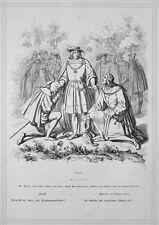 Engelbert Seibertz Faust Goethe Lustgarten Kaiser Mephistopheles Papiergeld Gold