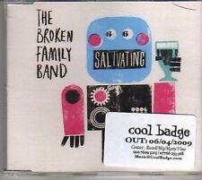 (BM403) The Broken Family Band, Salivating - 2009 DJ CD
