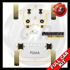 Ford Puma (97-01) Powerflex Black Complete Bush Kit