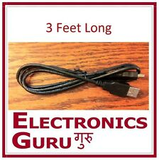 3Ft USB Data Link Cable Computer LeapFrog Leapster2 Didj Learning Game system