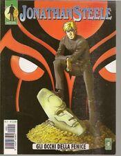 STAR COMICS-JONATHAN STEELE #  1- 2004 - NO BONELLI