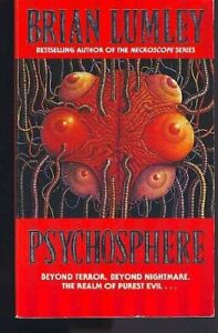 Psychosphere by Lumley, Brian Paperback Book The Cheap Fast Free Post