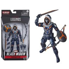 "Marvel Legends Taskmaster Black Widow Movie Crimson Dynamo BAF 6"" Action Figure"
