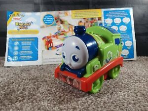 Thomas & Friends Railway Pals Discovery Set with percy push along train