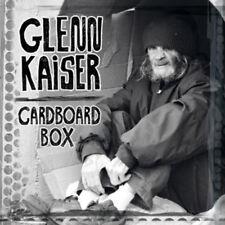 Glenn Kaiser Band - Cardboard Box CD 2011 Grrr Records [GRD 3561] ** NEW **