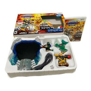 New Skylanders Superchargers Racing Starter Pack Nintendo Wii Open Box Bowser
