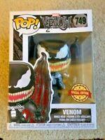 Venom with Wings Marvel Funko Pop Vinyl New in Box