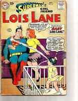 Superman's Girlfriend Lois Lane #10 ( DC 1959 ) Silver Age 10 Cent