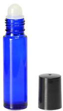 Essential Yours Essential Oil Cobalt Blue Glass Oil Roller Bottle