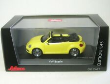 VW Beetle Cabrio (saturn yellow)