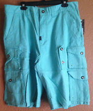 LRG SEA GREEN SHORTS