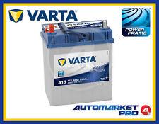 BATTERIA AUTO VARTA A15 12 V 40 AH AMPERE 330 A EN DYNAMIC 187x127x228 540127033