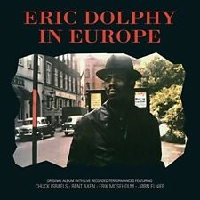 Eric Dolphy - In Europe [New Vinyl LP] Colored Vinyl, Ltd Ed, Red, Holland - Imp