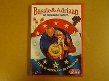 DVD / BASSIE & ADRIAAN - OP REIS DOOR EUROPA