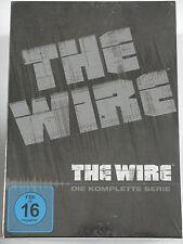 The Wire - Die komplette Serie Staffel 1, 2, 3, 4 + 5 - Drogen Fahnder Detektiv