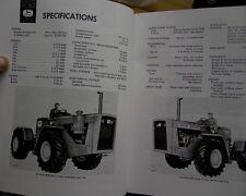 John Deere 3800 Telescopic Handler Owners Operators Manual Service Book Media Farming & Agriculture