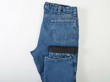 Riggs Wrangler Durashield Mens Jeans Flannel Fleece Lined Insulated 38X28