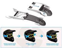 AIRFLAPS Kit Sytem Anti Beschlag, Belüftung Ski Cross Brillen Motocross Enduro