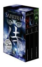Samurai, Band 1 bis 3: Der Weg des Kämpfers / Der Weg des Schwertes / Der Weg des Drachen von Chris Bradford (2014, Set mit diversen Artikeln)