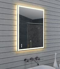 Rechteckige LED Beleuchtung Badezimmer-Spiegel günstig kaufen | eBay