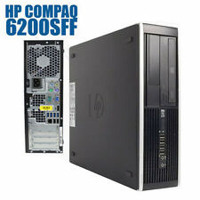 HP Compaq 6200  SFF Core i5  Desktop PC