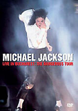 Michael Jackson - Live In Bucharest - The Dangerous Tour (DVD, 2008)