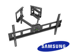 "Corner Full-Motion Articulating VESA TV Wall Mount Bracket Samsung 55"" 60"" 65"""