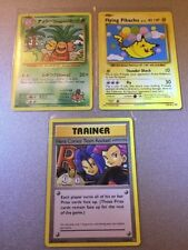 Evolutions Near Mint or better 3x Pokémon Individual Cards