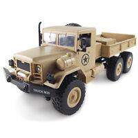 Amewi U.S. M35 Militär LKW 6WD RTR 1:16, sandfarben 22370 mit Servo