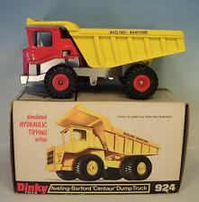 Dinky Toys 924 Aveling-Barford Centaur Dump Truck OVP #3819