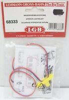 LGB Innenraum Beleuchtung Set mit Flach Anschluss #68333