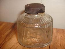 Vintage Parker Pen Co. 2 oz. Permanent Quink Bottle Jar no ink
