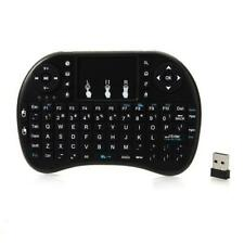 Portable Computer Keypads Mini 2.4GHz Wireless Keyboard with Touchpad Black USA