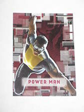 Marvel Beginnings III 3 PRIME Micromotion INSERT Card POWER MAN # M3-36 CAGE
