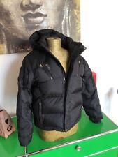 RALPH LAUREN Daunenjacke Jacke Skijacke Winterjacke schwarz Gr. 38