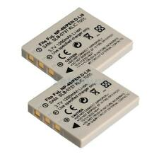 2X 1200mAh NP-40 NP40 Li-ion Battery for Fuji FinePix F460 F470 F480 F610