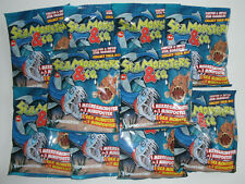 DeAgostini Seamonsters & Co. - 10 x Booster NEU & OVP