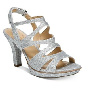 Naturalizer Women Slingback Sandals Dianna Glitter