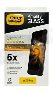 OtterBox Corning Amplify ANTIMICROBIAL Screen Protector for iPhone 11/ PRO / MAX