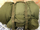 2 PACK - Vietnam Era US MILITARY M1956 Sleeping Bag Carrying Strap Assembly