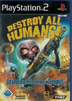 Destroy all Humans! [video game]