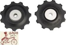SHIMANO ULTEGRA 6700-A 10-SPEED REAR DERAILLEUR PULLEY SET VERSION 2