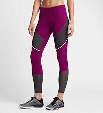 WMNS Nike Power Legendary Mid Rise Training Tights, 874712-665 Small