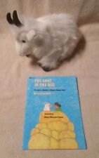 THE GOAT IN THE RUG Picture Book & Plush Stuffed Toy GERALDINE Native American