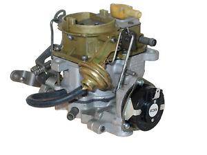 CARTER BBD CARBURETOR 1981-1982 AMC JEEP 258 CI 4.2L ENGINE NON FEEDBACK