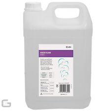 QTX Professional High Quality DJ Haze Hazer Fluid 5L HQ 5 Litre Liquid Refill